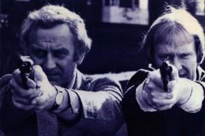 Det. Inspector Regan (The Sweeney)
