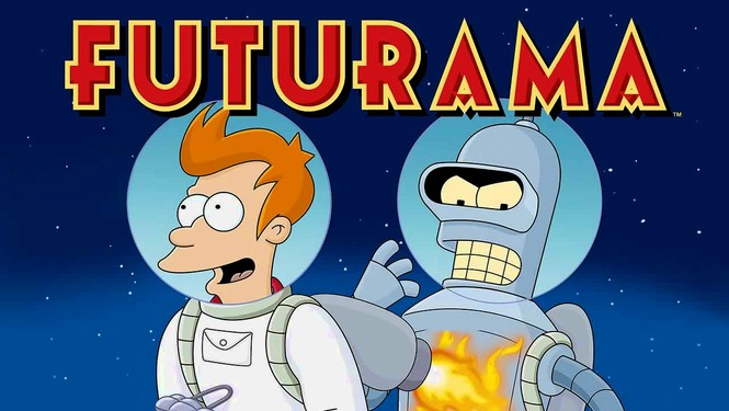 Futurama Main Logo