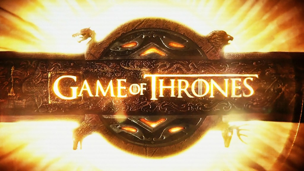 Game of Thrones Main Logo