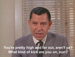 Sgt Joe Friday (Dragnet)