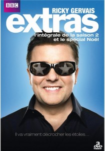 BBC Extras DVD