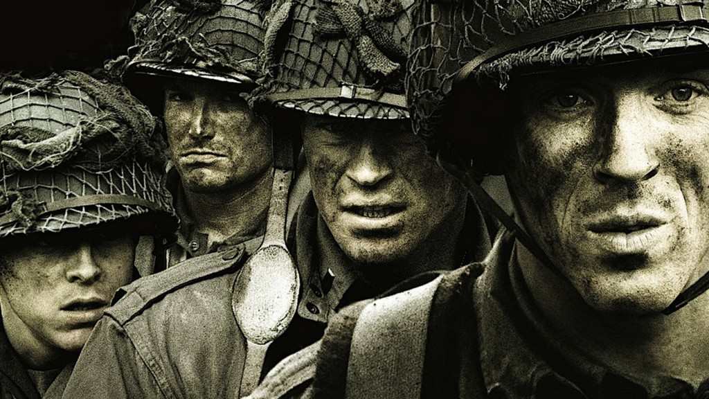 Band of Brothers Image Togeher