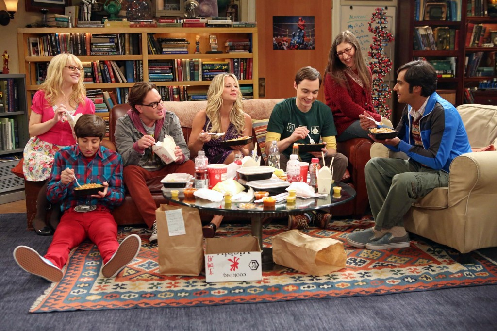 Big Bang Theory - Full Cast Image