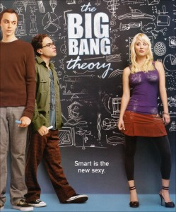Big Bang Theory - Sheldon Leonard Penny