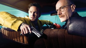 Breaking Bad - Jessie and Walt