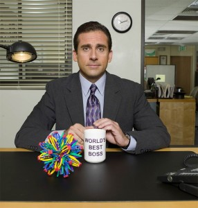 The US Office Michael Scott