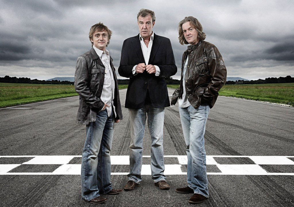 James May, Richard Hammond, Jeremy Clarkson