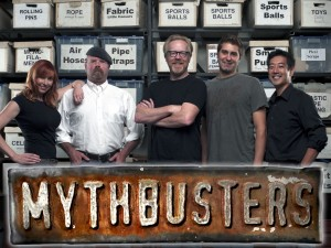 Mythbusters Cast Image