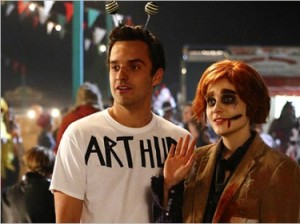 Halloween New Girl Episode