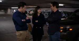 Parking Spot New Girl Episode
