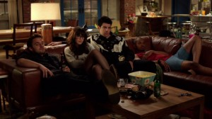 Pilot New Girl Episode