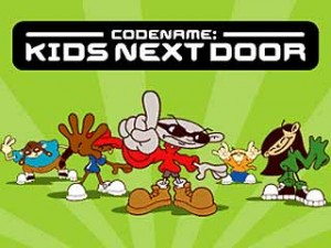 Codename Kids Next Door Cast Image