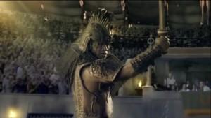 Crixus vs Pericles 2