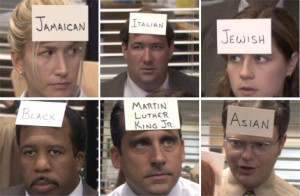"Diversity Day,"" (Season 1, Episode 2)"