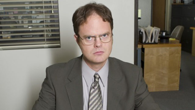 The Office Image Character Dwight