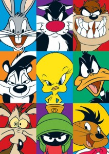 Characters of Looney Tunes