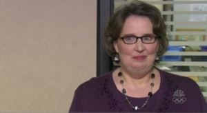 The Office Image Phyllis Vance