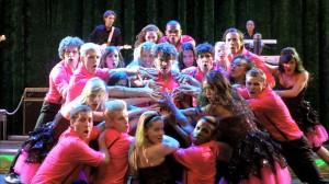 Bohemian Rhapsody Journey, Glee