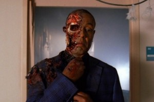 Gus Fring, pipe bomb