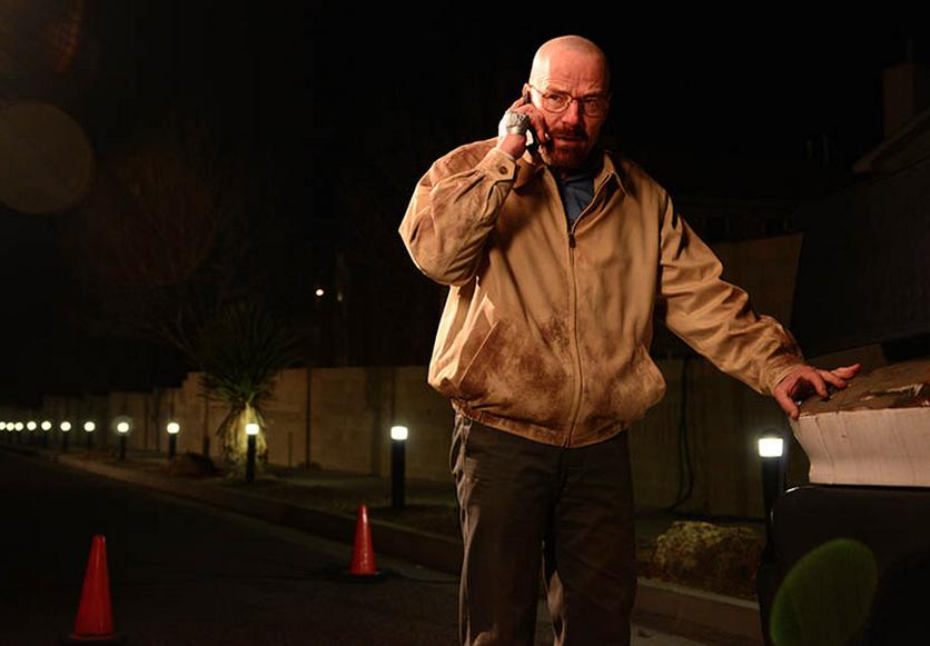 Bryan Cranston got a kick playing Walter White a.k.a. Heisenberg