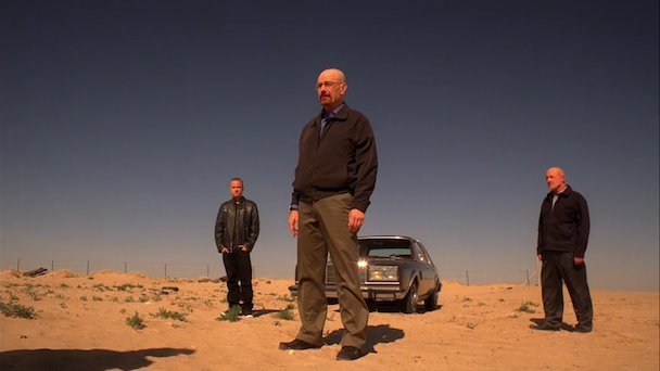 Top Ten Heisenberg/Walt Moments in Breaking Bad