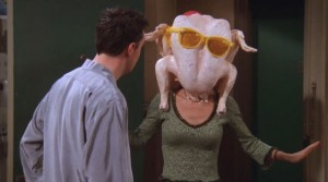 The One with the Thanksgiving Flashbacks
