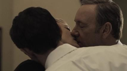 Top Ten Most Intense Moments on the House of Cards.
