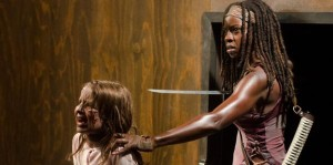 walking-dead-michonne-vs-governor