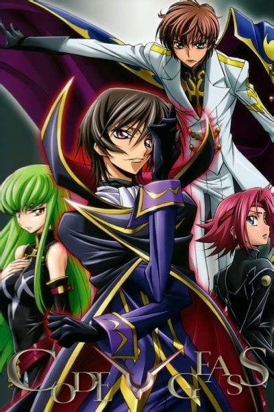 Kôdo giasu - Hangyaku no rurûshu Code Geass - Lelouch of the Rebellion